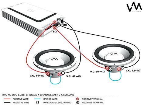 Diagram Kicker Subwoofer Wiring Diagram