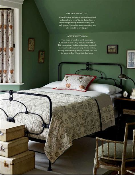Sherwin Williams Beach House green william morris colours pinterest