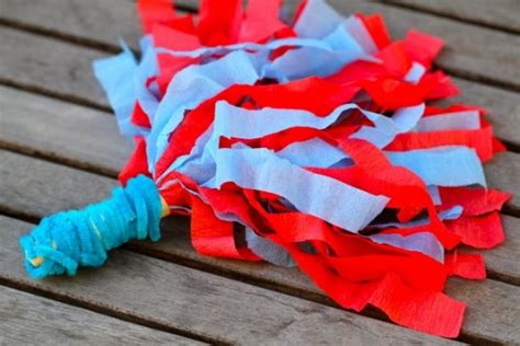 How To Make Cheer Pom Poms Out Of Tissue Paper - 8 kid friendly bowl ideas des moines parent