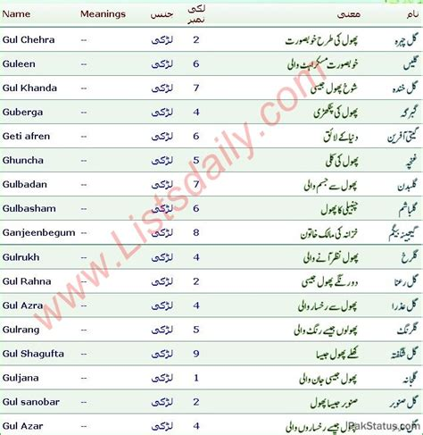 names with meaning unique muslim names 2016 with meaning in urdu listsdaily