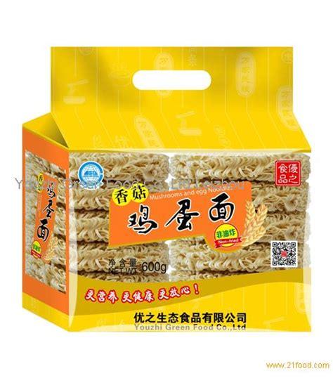 mushrooms and egg noodles 600g from china guangdong