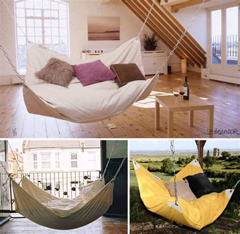 bean bag swing bean bag chair hammock amazing diy interior home design