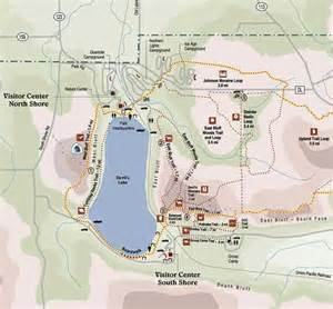 Devils Lake State Park Map by The Boy S Bike Ride Campground Information