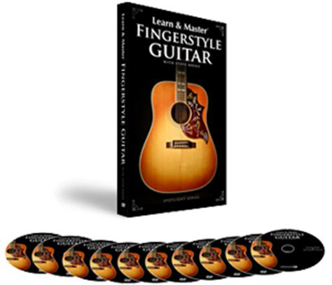 dvd tutorial fingerstyle best internet guitar lessons
