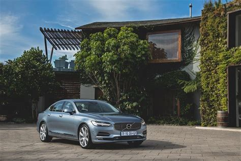 volvo in south africa new volvo s90 makes south debut cape town