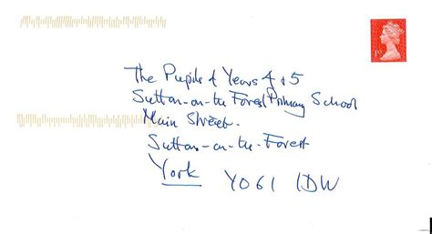 Parent Letter Mathletics Sutton On The Forest School 187 Sir David Replied