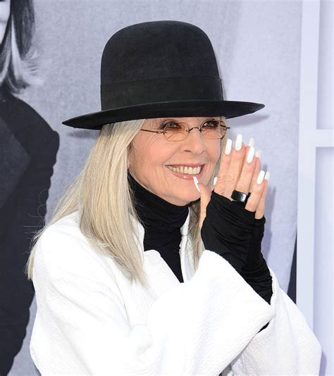 Studded Tribute To Diane Keaton Open All by Diane Keaton Honoured With Lifetime Achievement Award And