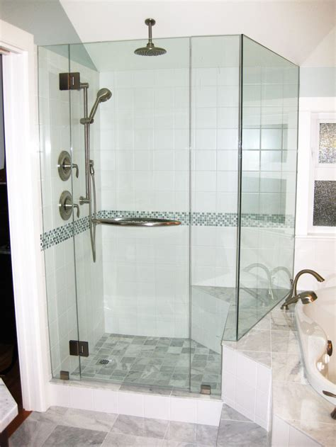Bathroom Glass Showers 20 Modern Bathrooms With Glass Showers