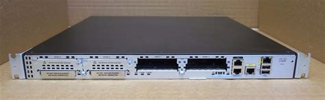 Router Cisco 2901 cisco 2901 cisco2901 k9 gigabit integrated services router isr 4x ehwic ports
