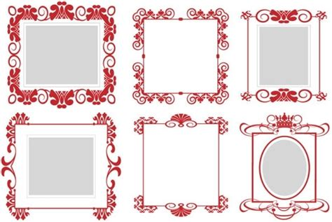 pattern of frame pattern frame 01 vector free vector in encapsulated