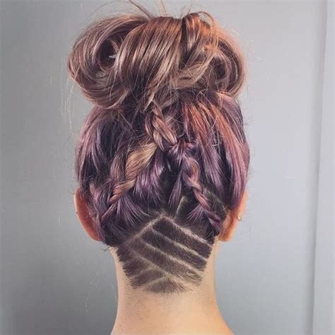 undercut pattern hair mane addicts undercut hair tattoo design mane addicts