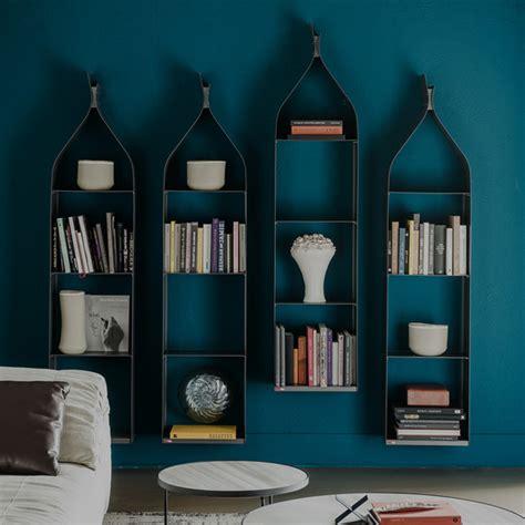swinging bookcase cattelan italia swing bookcase