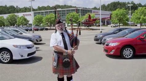 Free Car Giveaways - hoover toyota last commercial standing free car giveaway youtube
