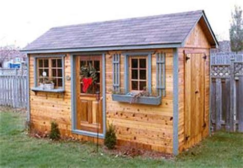 shed plans  kits  cabana village