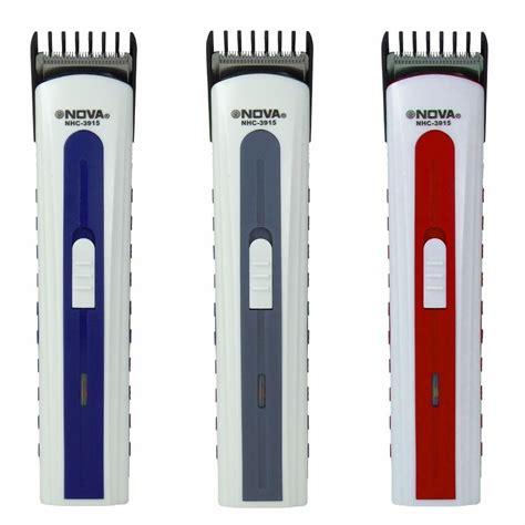 aparador nova aparador barbeador el 233 trico nova kemei bivolt barba perna