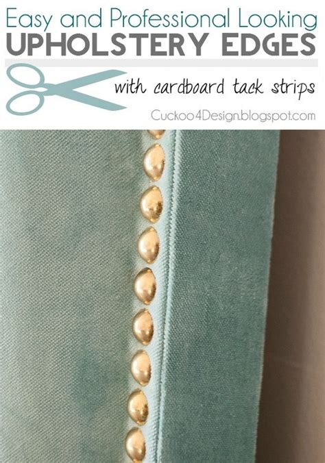 Tack Strips For Upholstery by Upholstery Tack And Brass On