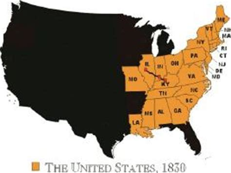 map of the united states in 1830 miratrinity page 2
