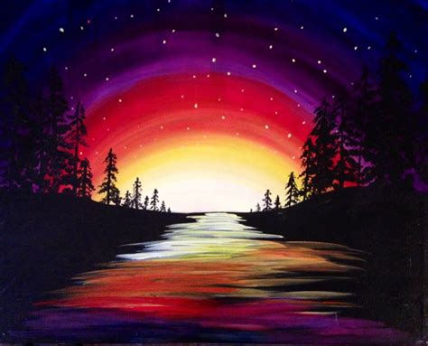 paint nite portland oregon muse paintbar events painting classes painting