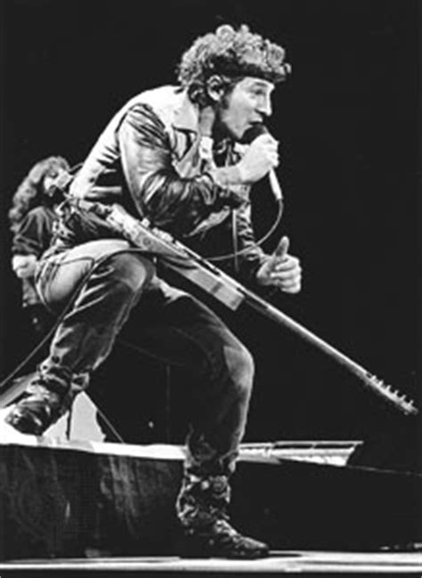 bruce springsteen | american singer, songwriter, and