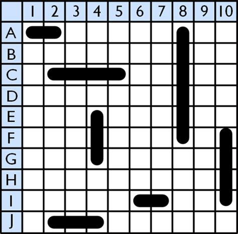 printable battleships puzzle a teacher s bag of tricks math battleship