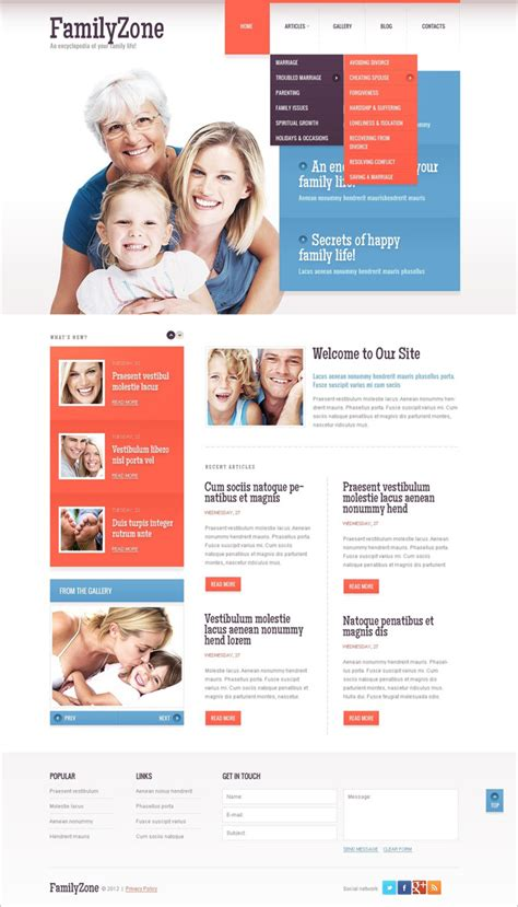 download themes drupal 7 free 9 health drupal themes free premium templates