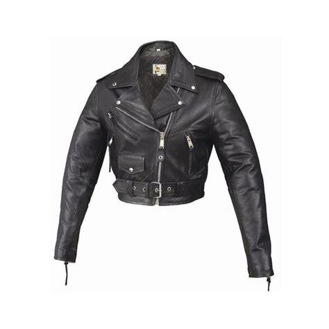 chaqueton de cuero chaqueta mujer de cuero cruzada torera demons shop