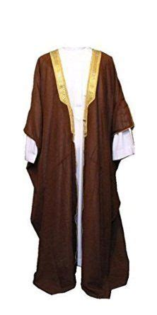 Dress Abu Dhabi Coat arab mens desert wear desert dress black bisht cloak