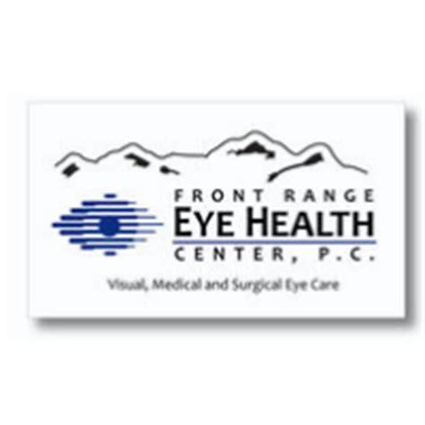 front range eye health center | louisville, co