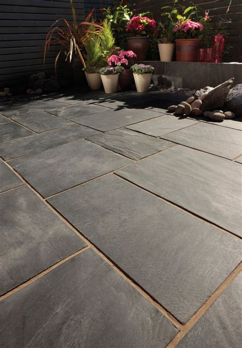 Slate Pavers For Patio 17 Best Ideas About Slate Pavers On Pinterest Slate Walkway Flagstone Paving And Slate Patio