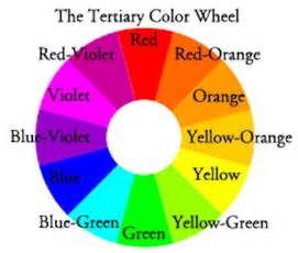 tertiary color colour mixing westhoughton