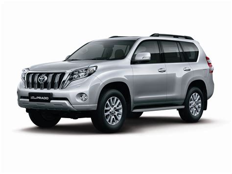 land cruiser prado car new toyota land cruiser prado launched at rs 84 87 lakh