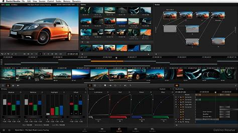 layout editor linux blackmagic design releases davinci resolve 9 public beta