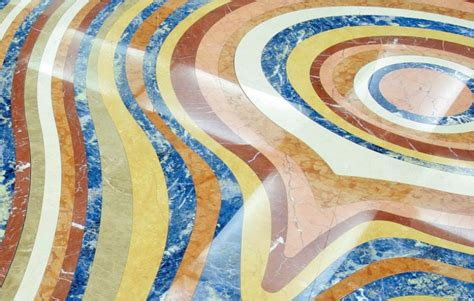 Kaos Clockwork Orange 3rings kaos inlaid marble flooring by budri