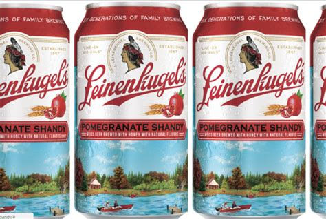 Meet Leinenkugel?s new shandy flavor: Pomegranate   TMJ4