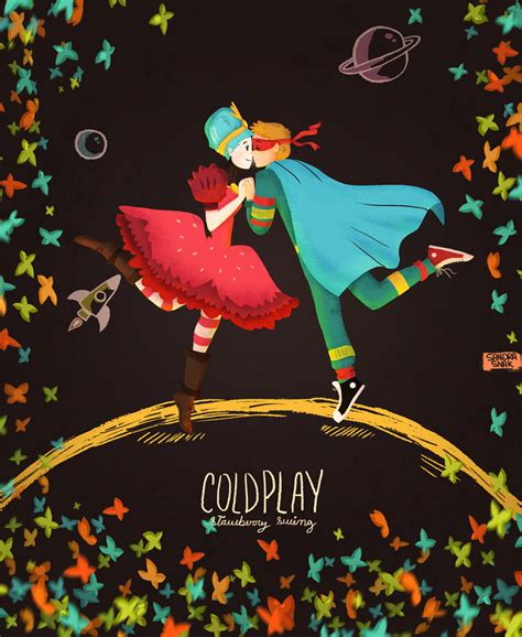 Strawberry Swing Coldplay by Strawberry Swing By Snak 17 On Deviantart