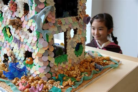 see a gingerbread three decker at bsa space boston magazine family design day bsa space gingerbread edition tickets