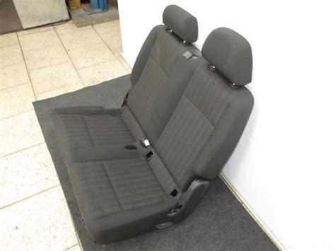vw caddy bench seat used volkswagen caddy rear bench seat 2k5883045 abc b v
