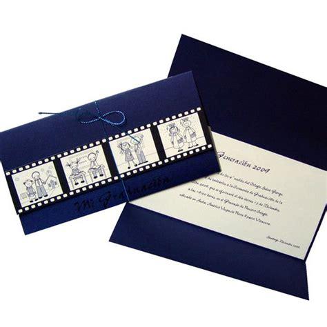 invitaciones graduacion preescolar pin tarjetas originales de invitacion para graduacion