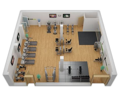 House Plan Layout by Gym Design Layout