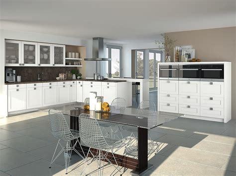 küche landhausstil weiß babyzimmer beispiel