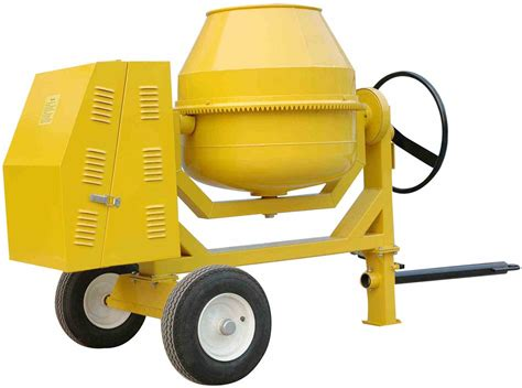 what do petrol cement mixers do