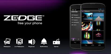 zedge apk free premium zedge ringtones wallpapers adfree v5 6 3 apk