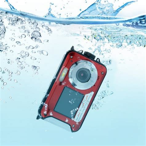 Kamera Nikon Tahan Air jual beli lf747 kamera tahan air 24mp diving snorkling