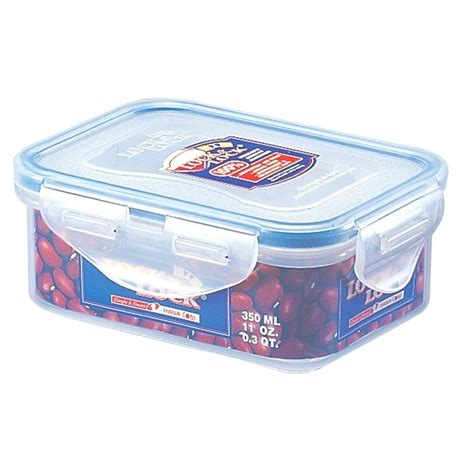 Tupperware Lock And Lock clip seal snack boxes by lock lock set of 2
