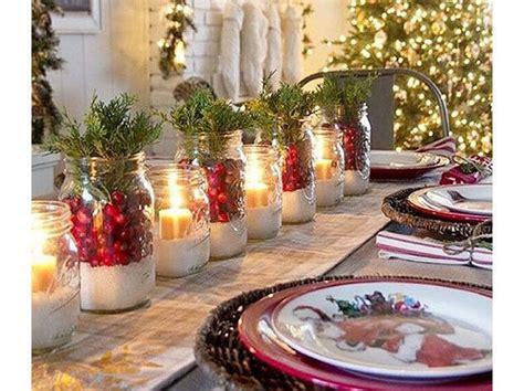 centro tavola candele centrotavola natalizi donna moderna