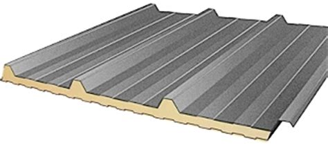 Garage Roofs by Insulated Steel Roofing And Wall Cladding Sheets Made To Order
