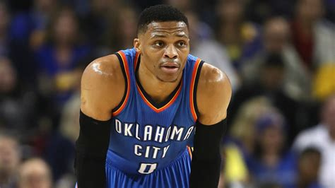 Kaos Russel Westbrook Logo Must 2 westbrook to sit out against timberwolves