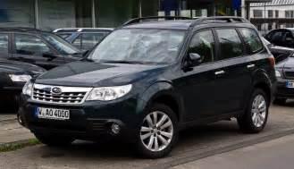 Wiki Subaru Forester File Subaru Forester Iii Frontansicht 10 Juni 2012