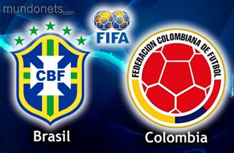 brasil contra colombia las 10 hist 243 rica clasificaci 243 n de colombia a cuartos taringa
