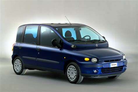 Fiat Multipla Photos, Informations, Articles   BestCarMag.com